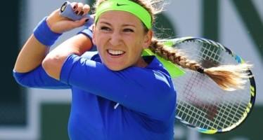WTA MIAMI: tutto ok per la Azarenka, fuori Jankovic e Venus