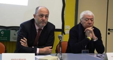 """ROMA 2024 : Angelo Binaghi """"Torneo sul cemento? Credo che sia la scelta giusta"""""""