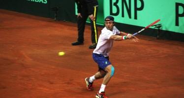 ITALIA-SVIZZERA : I set a Lorenzi che annulla 6 set-points