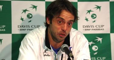 """ITALIA-SVIZZERA 1-0 : Paolo lorenzi """"Mi sarebbe dispiaciuto perdere perché non ho avuto coraggio"""""""