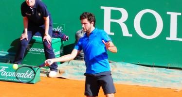 Monte-Carlo ROLEX MASTERS: Simon e Chardy al secondo turno