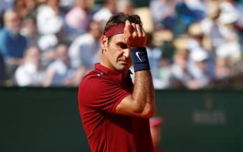 Roger Federer forfait a Rio e stagione 2016 finita