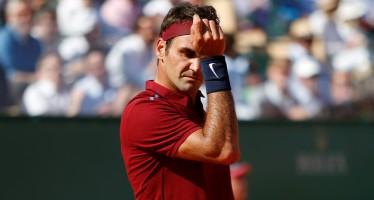 MADRID MASTERS 1000 : Federer rinuncia , mal di schiena