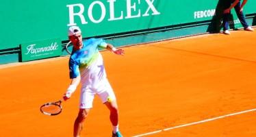ATP 250 Monaco di Baviera : avanti Fognini, fuori Cecchinato