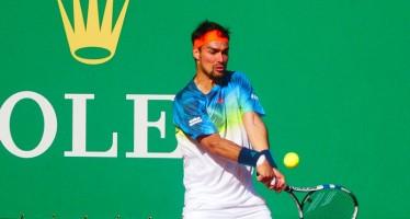 Monaco di Baviera ATP 250 : Dopo la neve la pioggia, Fognini esordio mercoledi