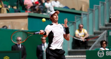 Montecarlo ROLEX MASTERS: Andy Murray  scacco a Paire