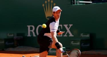 Montecarlo ROLEX MASTERS: Murray lezione di tennis a Raonic