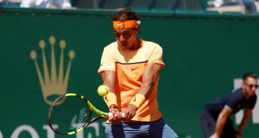 Montecarlo ROLEX MASTERS: Rafael Nadal vince, ma non convince