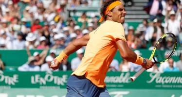 Montecarlo ROLEX MASTERS: Rafael Nadal risorge contro Andy Murray