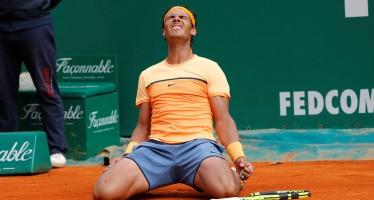 Montecarlo ROLEX MASTERS: Indomito Rafael Nadal re di Montecarlo