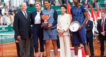 Monte-Carlo ROLEX MASTERS: Eterno Nadal nona vittoria e titolo n.68