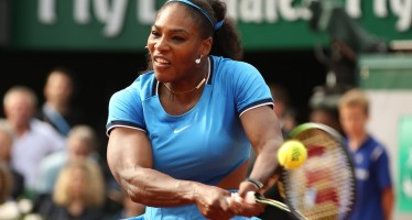 WTA SHENZEN : Fuori Serena Williams