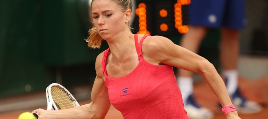 SIDNEY : Camila Giorgi si offre la Kvitova
