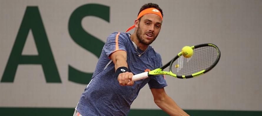 ATP 250 SAN PAOLO : Cecchinato e Giannessi nel tabellone finale