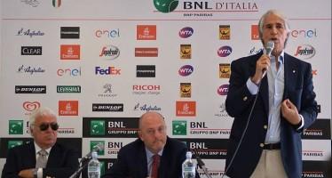 Internazionali BNL d'Italia: Malago' conferma per Roma 2024 tennis  via dal Foro
