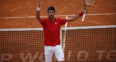 Internazionali BNL d'Italia : Novak Djokovic quinta semifinale a Roma
