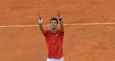 Internazionali BNL d'Italia: Novak Djokovic supera anche l'ostacolo Nishikori