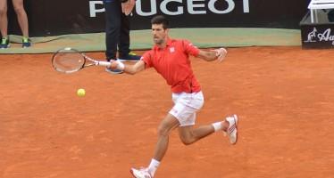 Internazionali BNL d'Italia : Djokovic che paura contro Bellucci