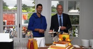 ROLAND GARROS : Buon Compleanno Novak