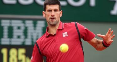 MASTERS 1000 SHANGAI : Djokovic fa fuori Pospisil, Murray domina Pouille.