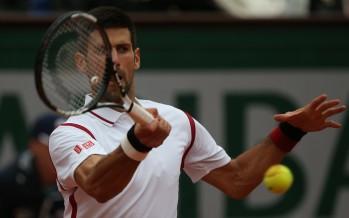 ROLAND GARROS : Djokovic avanti prima dello stop definitivo
