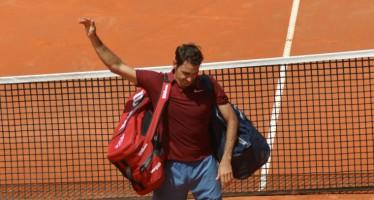 Internazionali BNL d'Italia : Roger Federer saluta Roma, Thiem vince in due set