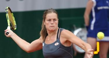 ROLAND GARROS : Karin Knapp vola al terzo turno