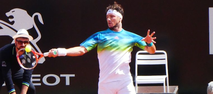 Internazionali BNL d'Italia : Juan Monaco elimina Wawrinka, Pouille batte Ferrer