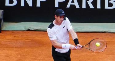 Internazionali BNL d'Italia : Andy Murray prima finale a Roma