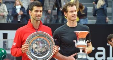Internazionali BNL d'Italia : Andy Murray il nuovo re di Roma