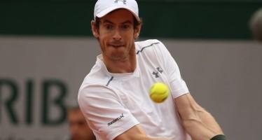 ATP 500 PECHINO : Andy Murray titolo n.40