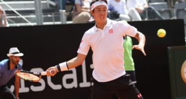 Internazionali BNL d'Italia : Kei Nishikori domina Gasquet