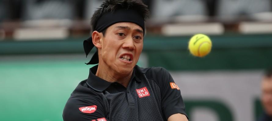 US OPEN : Nishikori supera Murray al V, Wawrinka elimina Del Potro