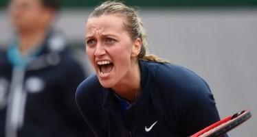 ROLAND GARROS: brivido Kvitova, Safarova sul velluto