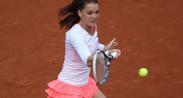 ROLAND GARROS : Agnieszka Radwanska accusa l'organizzazione