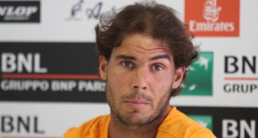 Internazionali BNL d'Italia, Rafa esce sconfitto ma è ottimista per il futuro