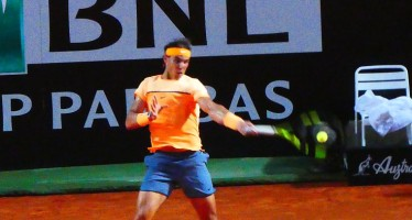 Internazionali BNL d'Italia : Rafael Nadal supera Kohlschreiber