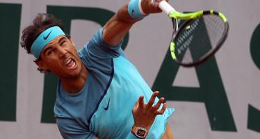 ROLAND GARROS : Nadal in forma da titolo solo tre games per Groth
