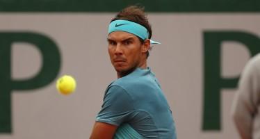 ROLAND GARROS : Rafael Nadal vittoria n.200 in uno Slam