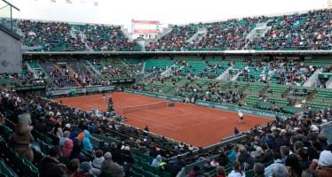 ROLAND GARROS : Oggi Djokovic, Nadal, Serena, e sette italiani in campo