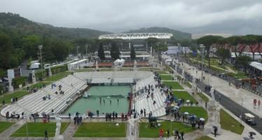 Internazionali BNL d'Italia ; Piove a Roma, incontri sospesi