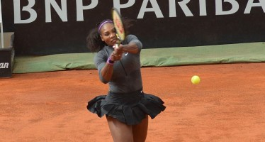Internazionali BNL d'Italia: Serena Williams vola in  finale derby tutto a stelle e strisce