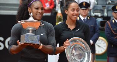 Internazionali BNL d'Italia: Serena la regina americana