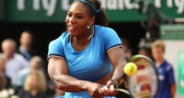ROLAND GARROS : Serena soffre contro Kristina Mladenovic