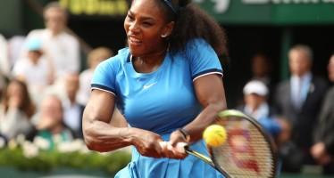 OLIMPIADI : Serena bye bye, fuori anche Muguruza