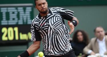 ROLAND GARROS : Tsonga by Yamamoto vince contro Struff, i risultati