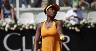 Internazionali BNL d'Italia : Venus non si arrende battuta la Vandeweghe
