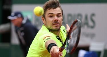 US OPEN : Wawrinka supera Nishikori, Djokovic annulla Monfils