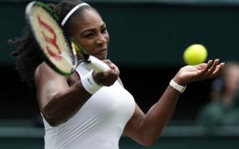 WIMBLEDON: sfuma la finale in casa Williams, in finale vanno Serena e Kerber