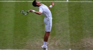 WIMBLEDON :  Novak DJokovic facile contro Mannarino